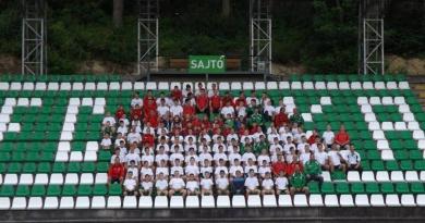 U12-13 – Megyei U14 bajnoki rajt