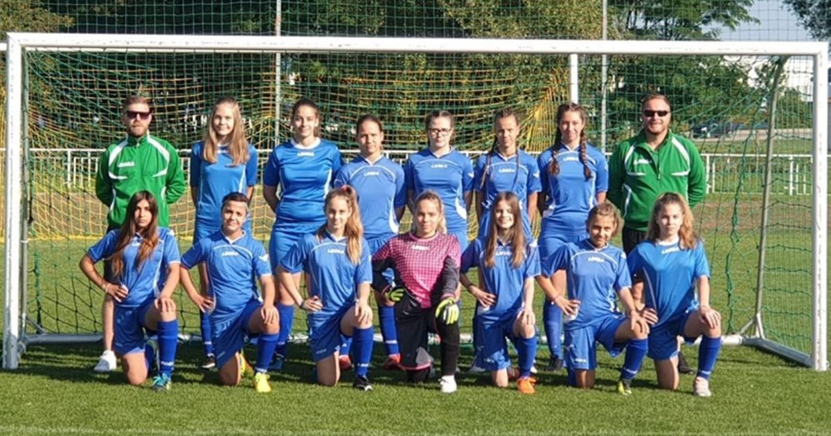 Leány U16 – 9. forduló