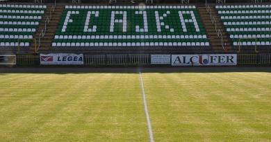 Az FC Ajka felfüggesztette az utánpótlásedzéseket