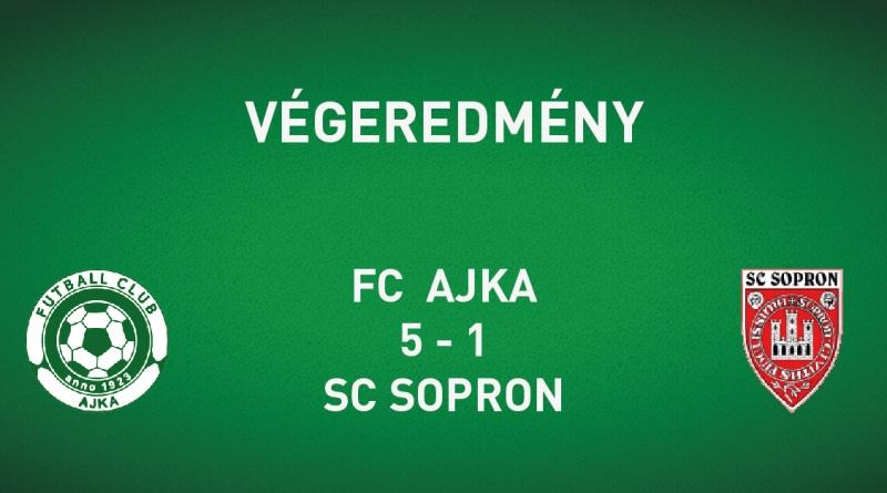 Magabiztos győzelem a Sopron ellen