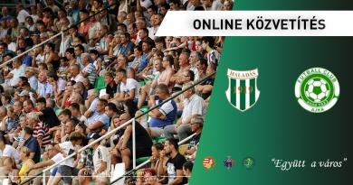 ONLINE: Szombathelyi Haladás – FC Ajka