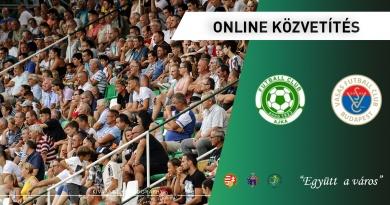 ONLINE: FC Ajka – Vasas FC