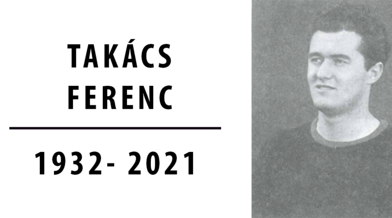 Takács Ferenc | 1932-2021